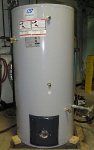 AO Smith oil-fired water heater recall