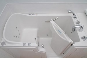 Safe Step Tub Interior