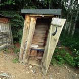 russian outhouse
