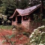 Park Service outhouse