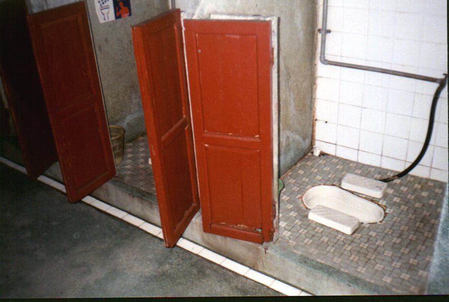 Buddhist Toilet - China