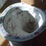 Bowl and rim